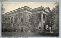 Hoopeston, IL Carnegie library