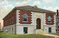 Fort Scott, KS Carnegie library