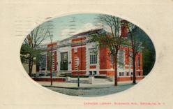 Bushwick (Brooklyn) Carnegie branch library