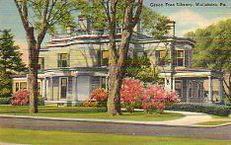 Green Free Library, Wellsboro, PA