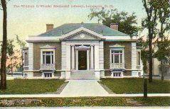 Weeks Memorial Library, Lancaster, NH