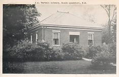 S. Lyndeborough, NH library