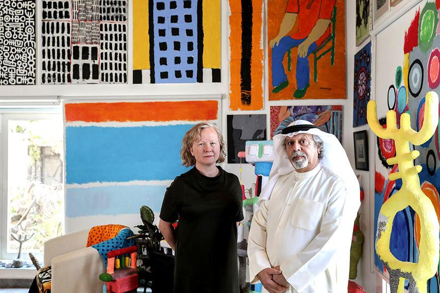 Mohamed Ahmed Ibrahim-curator_Maya_Allis