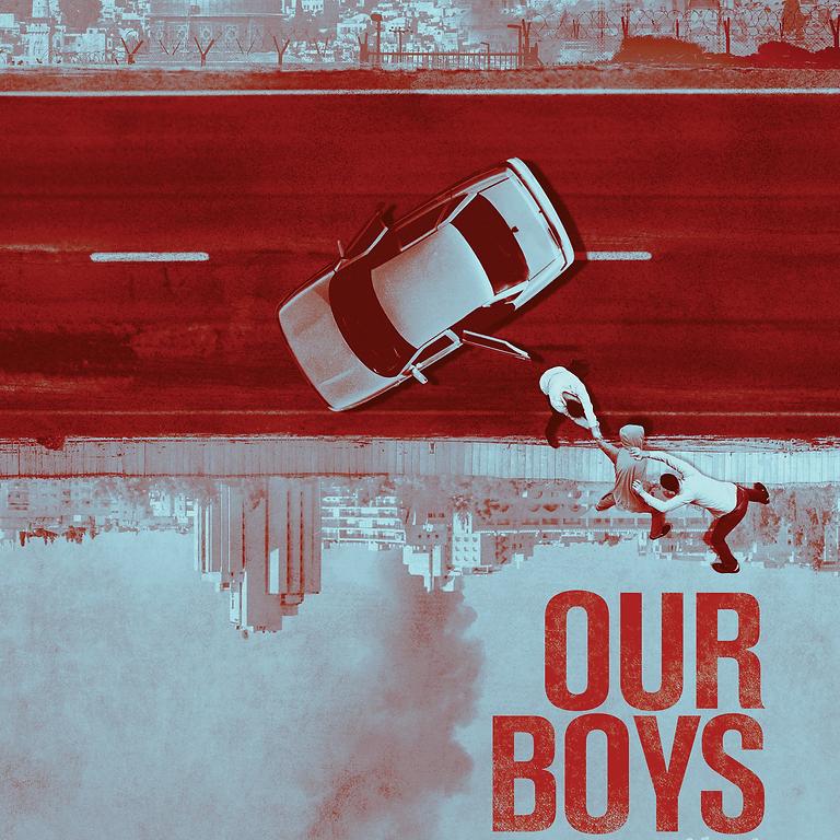 OUR BOYS | Rencontre avec le réalisateur Hagaï Levi et l'acteur Adam Gabay