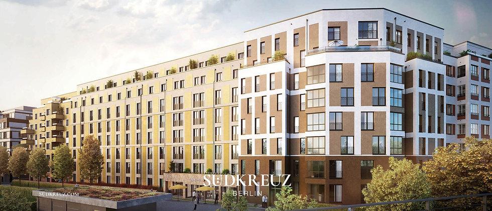 Neubauprojekt Südkreuz Berlin
