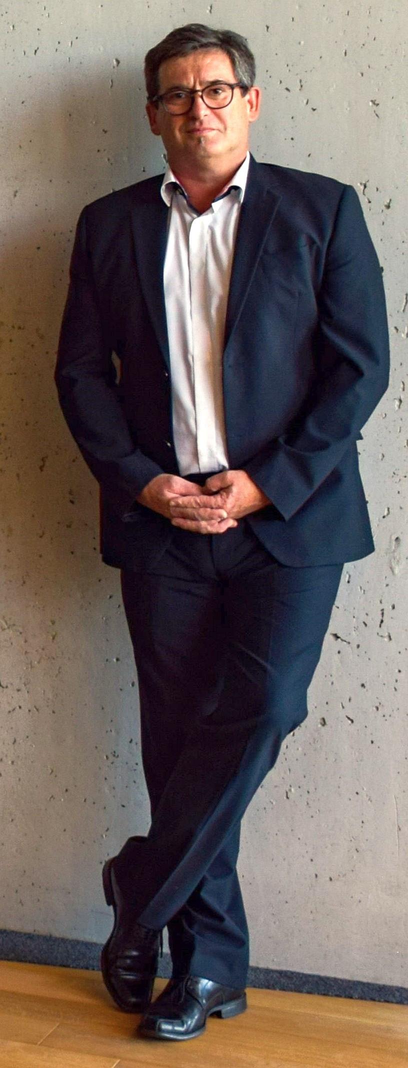 Gründer und heutiger Aufsichtsratsvorsitzender Bernd Krebs.