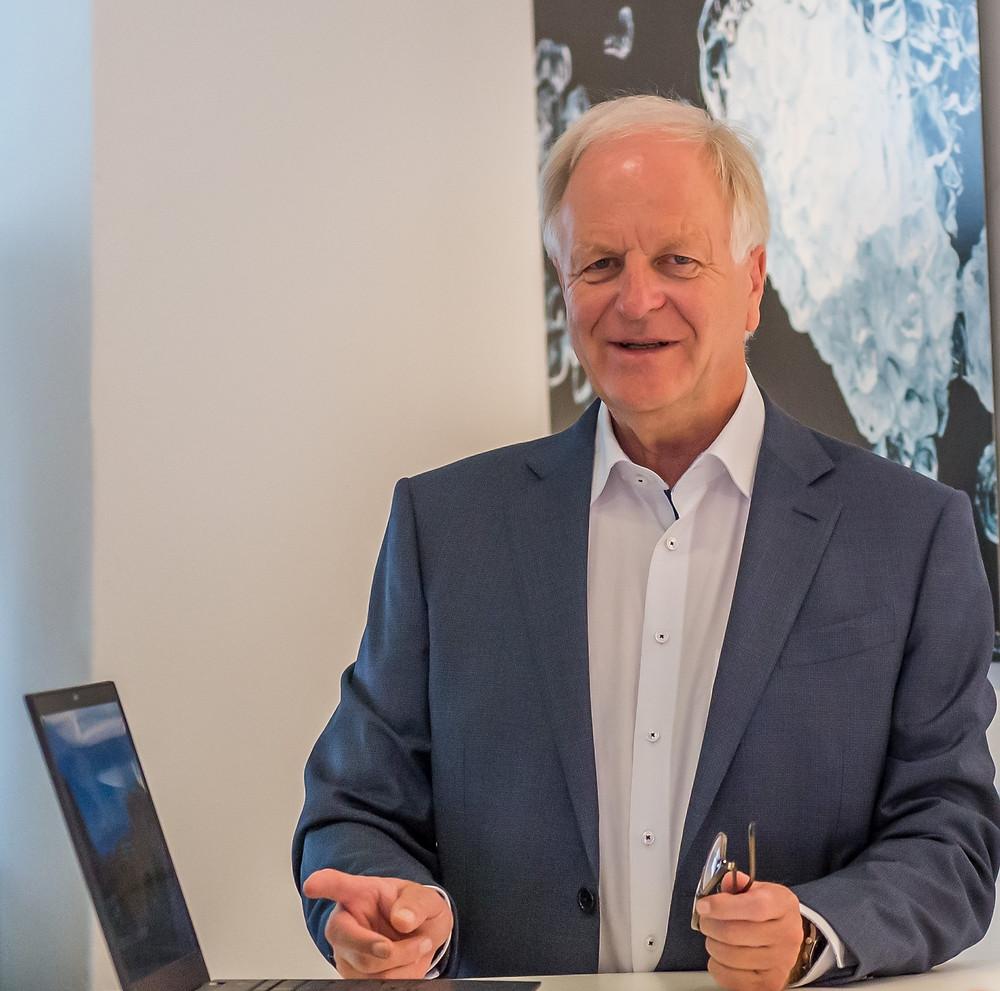Dr. Thomas Rubbe, Geschäftsführender Gesellschafter der NTR Gruppe.