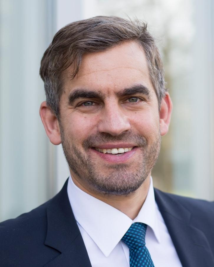 Firmenchef Dr. Georg Wünsch