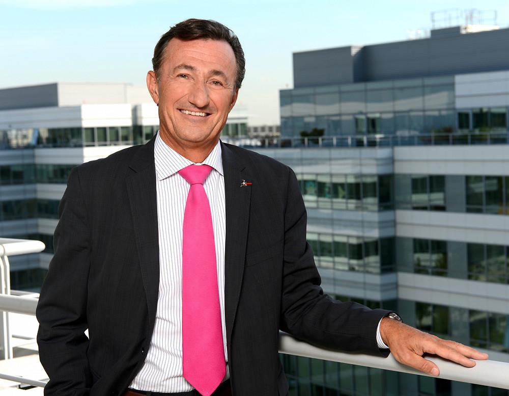 Bernard Charlés, Vice Charman und CEO von Dassault Systémes.