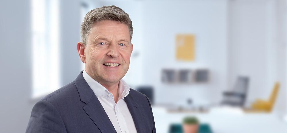 Henning Bitter, Geschäftsführer Acatec.