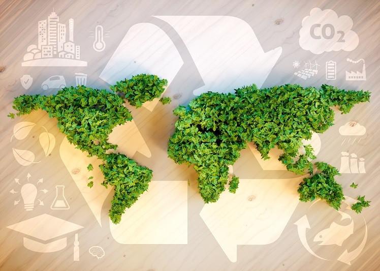 """Reduzierung des Co2 Ausstoßes ist eines der vorrangigen Ziele, mit positiven Auswirkungen für die gesamte Welt. """"Grünzeug"""" hilft dabei. Werkbild: iStock"""