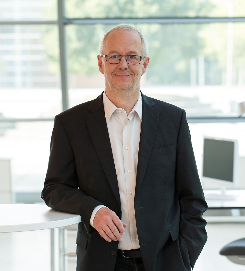 Die Eignung eines Systems zu Agilem Engineering ist heute der Gradmesser für Reinhard Knapp.