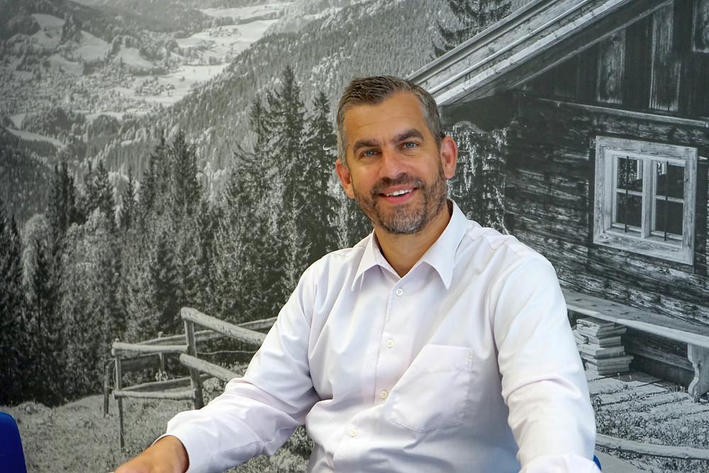 Dr. Georg Wünsch, Geschäftsführer der machineering GmbH & Co KG.