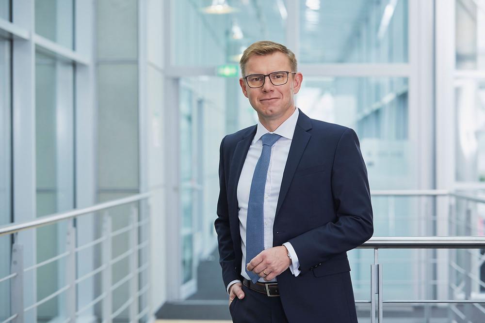 """Uwe Vogt, Aucotec-Vorstand: """"Engineering Base kann die modernen Digitalisierungsstrategien der Industrie optimal unterstützen."""" (Quelle: AUCOTEC AG)"""