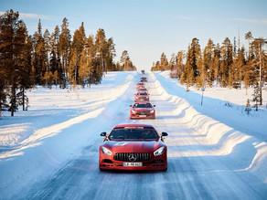 AMG Winter Sporting, vive la experiencia AMG en la nieve