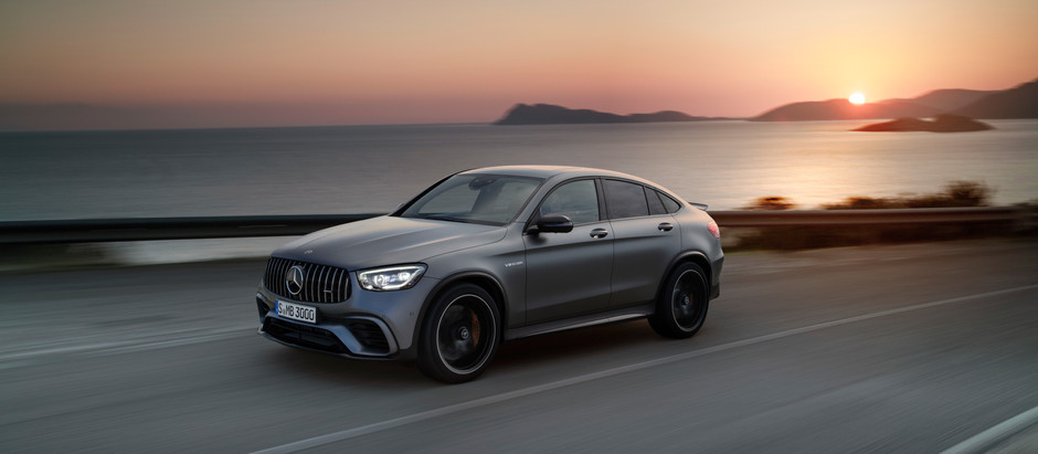 Ya puedes pedir tu Mercedes-AMG GLC 43 4MATIC, GLC 63 4MATIC+ y GLC 63 S 4MATIC+