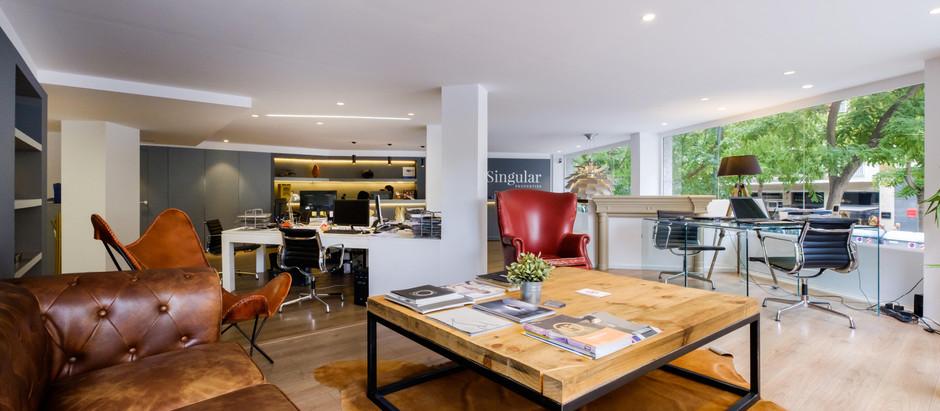 Singular Properties; servicios inmobiliarios tailor made