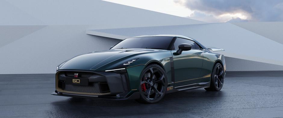 Las entregas del Nissan GT-R50 by Italdesign empezarán a finales de 2020