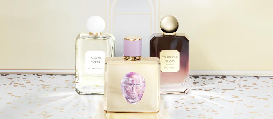 El arte del perfume con la firma del Grupo Valmont