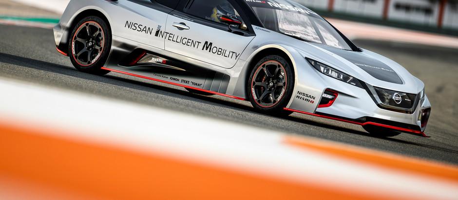 Nissan y su nuevo LEAF Nismo RC