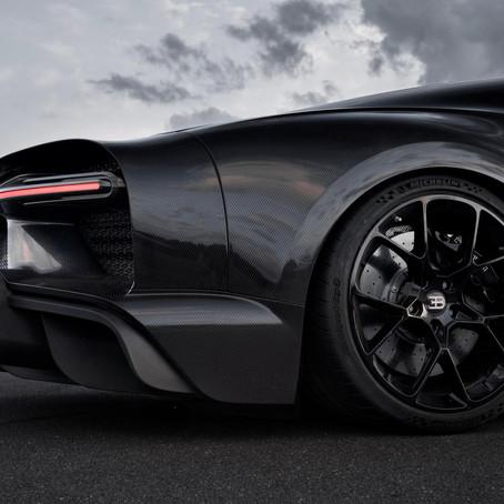 Bugatti confía en Michelin para batir su record: 490km/h