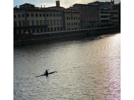 Fiume Arno.