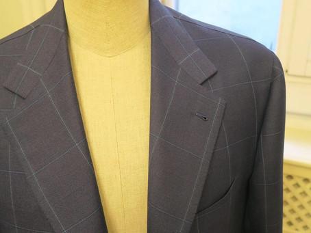 Mohair 3 Piace Suit