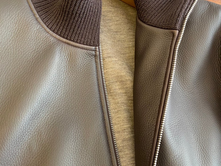 Via Corcos Leather project.