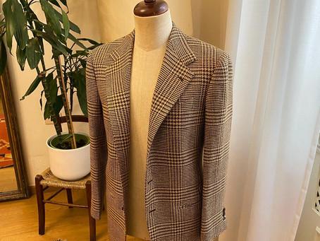 Summer heavy linen silk wool fabric.