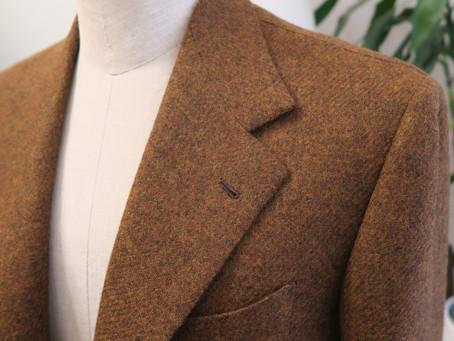Beautiful English Tweed.