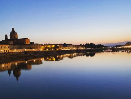 Fiume l'Arno.