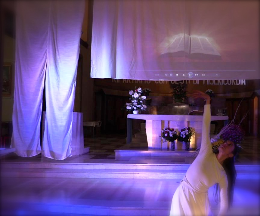 Coreografia Aria [Foto]