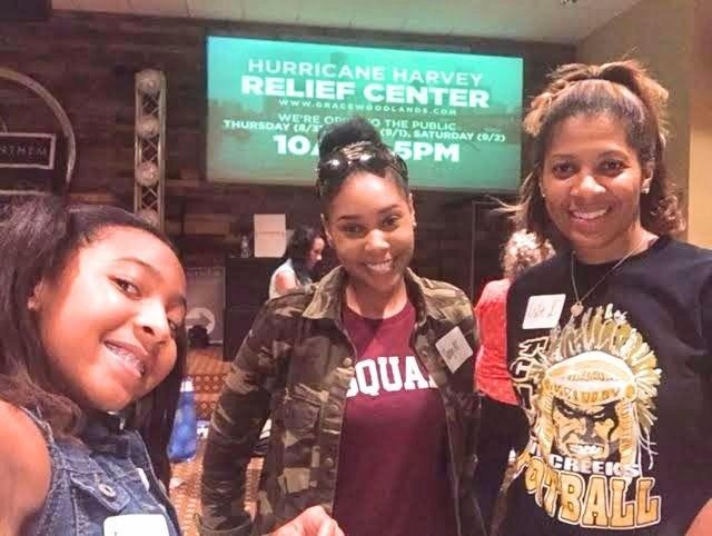 Volunteer Time at Grace Church