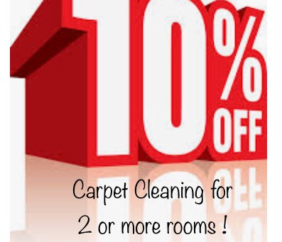 Flash Sale ! 10% off Carpet Cleaning