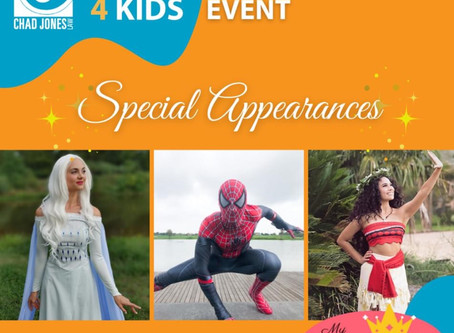 Drive through coat giveaway for KIDS.  Elsa, Spider-Man , and Moana will be there !❤️! Oct17th