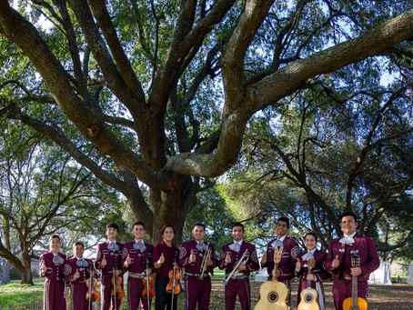 A&M has a true Mariachi Band How cool is that ?!
