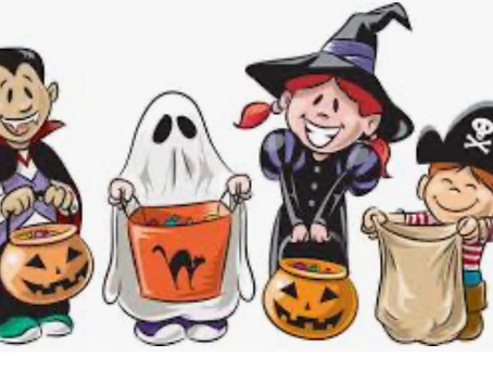 Trick or Treating At Century Square Oct.25 3pm-6