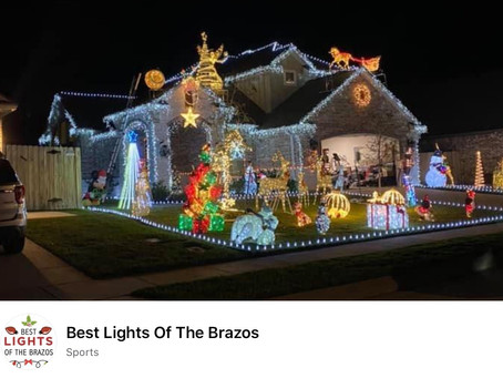 Best Lights Of The Brazos