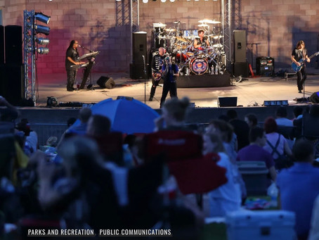 Family-friendly Starlight Music Series hits 19th year