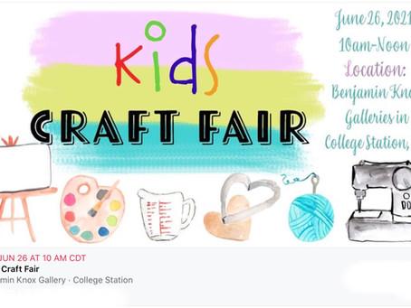 Children's Craft Fair