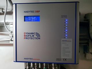 HASYTEC DBP Installationsbericht