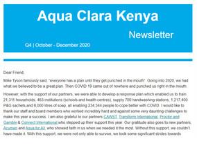 ACK   Newsletter Q4   2020