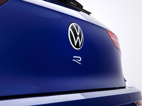 Refinement and Revision -            2022 VW Golf R