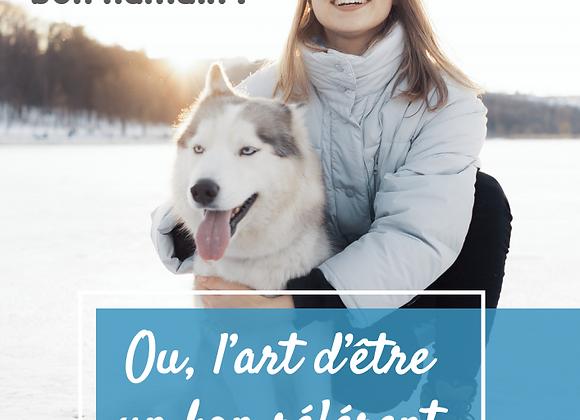 Brochure Numérique Etre un bon référent pour son chien