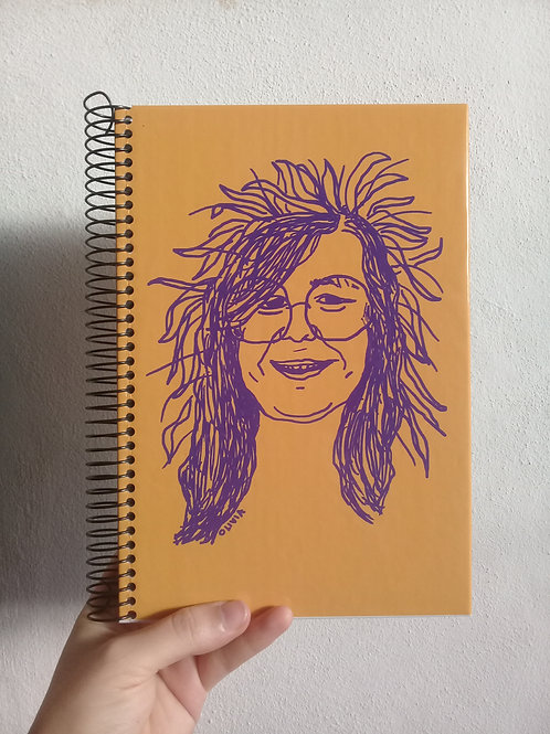 Cuaderno JANIS