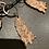 Thumbnail: Porte clés en bois race de chien