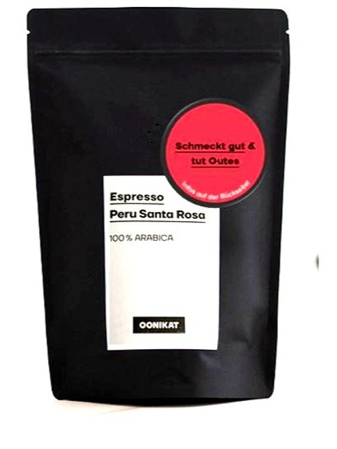 Peru Espresso Santa Rosa Projekt