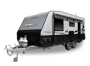 20ft Tango Caravan (2) - White Backgroun