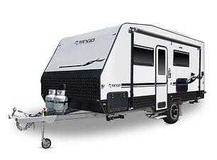 17ft Tango Caravan (2) - White Backgroun