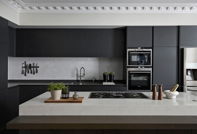 Interior Photography, kitchen, luxury home